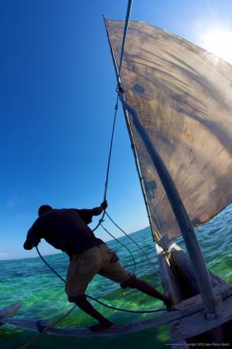 Sailing Boat of Zanzibar II